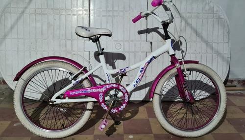 Bicicleta Raleigh Niña - Precio Charlable