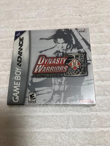Dynasty Warriors Advance (nintendo Game Boy Advance, 2005)