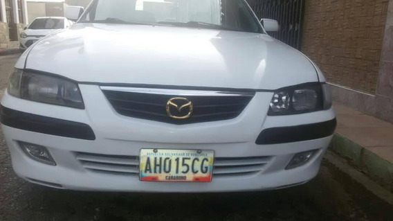 Mazda 626 Año 2001 Color Blanco