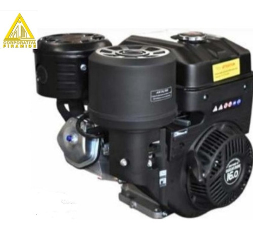 Motor Multiproposito Gasolinero Jsu190f-u Tipo H 16hp Kazo