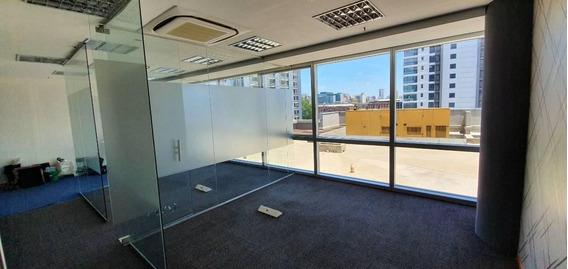 Oficina En Venta Wtc Madero C/renta, 130m2 Mas Cocheral