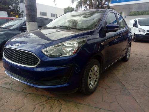 Imagen 1 de 8 de Ford Figo 2020 Impulse
