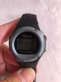 Reloj Montreal Deportivo Digital Hombre / Mujer