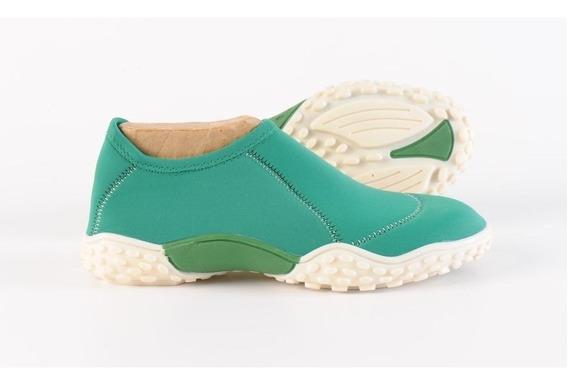 Zapatillas Elastizadas Doblele Alfa Hombre Comodas Colores