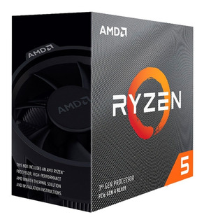 Micro Procesador Amd Ryzen 5 3600 4.2 Ghz Am4 2