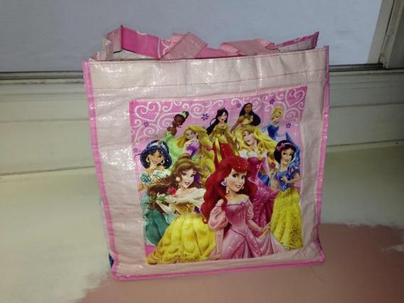 Bolsa Princesas Disney Original Disney Store Pouco Usada $49