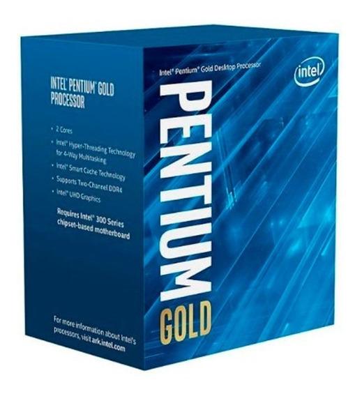 Proc Pentium G5400 8ª Geração 3.7ghz + H310m + 4gb Ddr4
