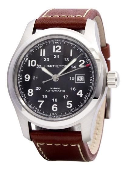 Relógio Hamilton Khaki King H70555533