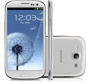 Smartphone Samsung I9300 Galaxy S3 3g 16gb 1gb Ram | Vitrine