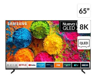 Qled 65 Qn65q900rbgxzs 8k Smart Tv