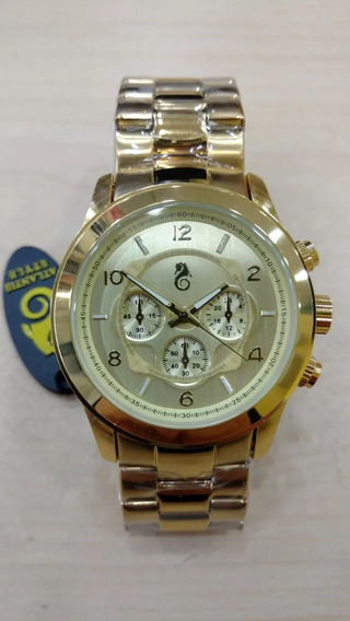 Relógio Atlantis Feminino Luxo Original - Lançamento. M.3153
