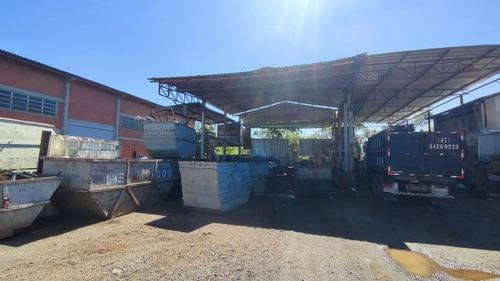 Imagem 1 de 12 de Galpão Industrial Comercial | 3777 M² Terreno | 1000 M² Construída | Rua Dona Francisca - Sa01832 - 69302803