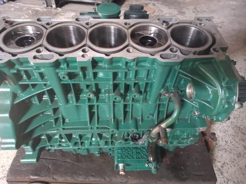 Imagem 1 de 8 de Motor Volvo Penta D3 190 Hp Parcial Montado