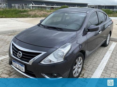 Nissan Versa Advance A/t 1.6 2017