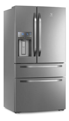 Geladeira/refrigerador 540 Litros 4 Portas Platinum - Electrolux - 110v - Dm90x