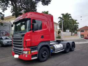 Scania R440 2014 Highline 6x4