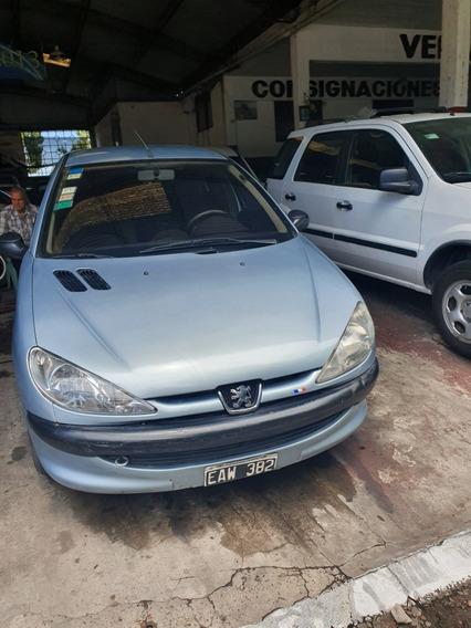 Peugeot 206 1.9 Xrd Premium 2002