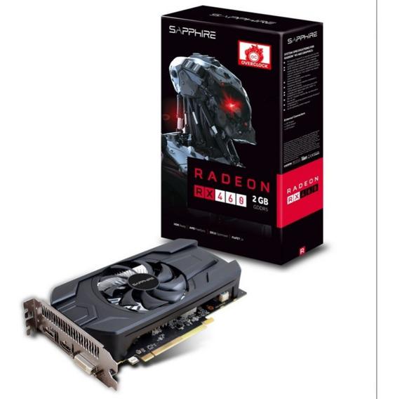 Sapphire Radeon Rx 460 2gb Oc Gddr5