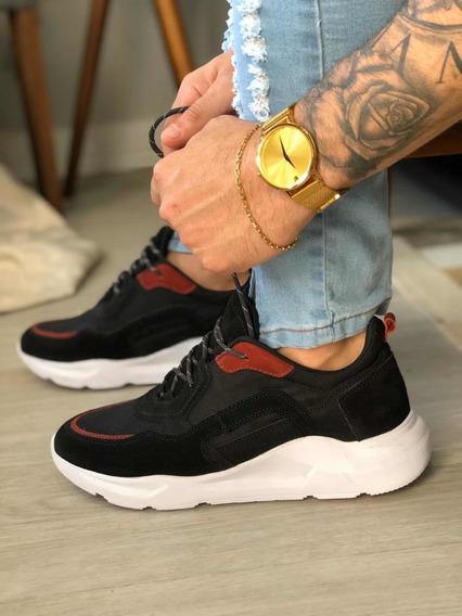 Tênis Sneaker Mascuino Vms Coleção 2020