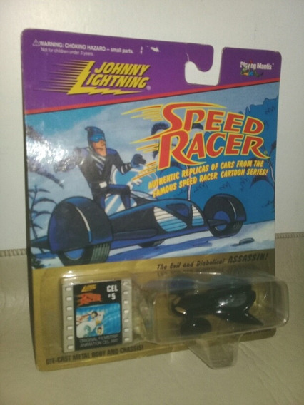 Johnny Lightning Speed Racer 2000 Assassin Meteoro