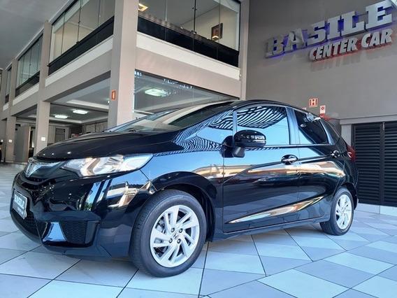 Honda Fit 1.5 Lx 16v Flex Aut. 2017