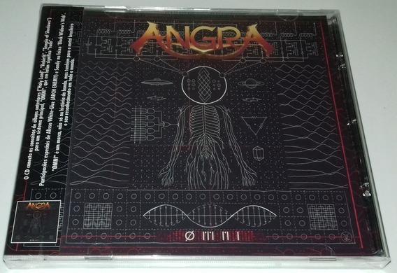 Angra - Omni (cd Jewel Case) Lacrado