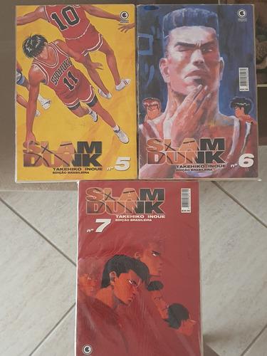 Slam Dunk Conrad - Números 5,6 E 7