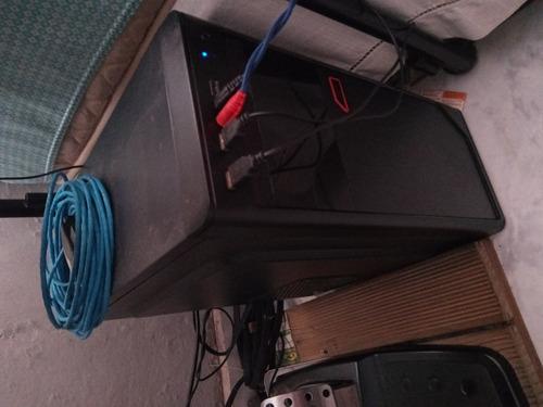 Computador Gamer Com Pouco Uso E Com Mause E Teclado.