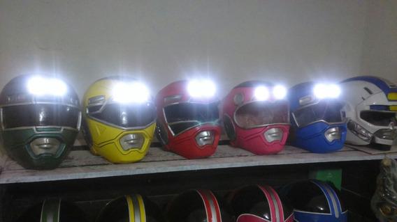 Capacete Turbo Vermelho
