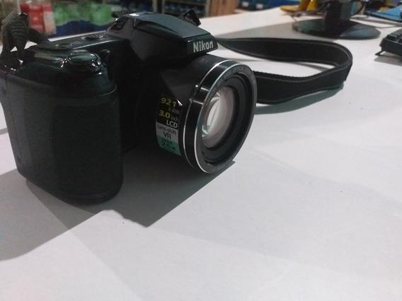 Câmera Semi Profissional Coolpix L810