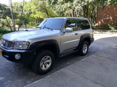 Nissan Patrol Turbo Diesel 2006, Blindaje 2 Plus.