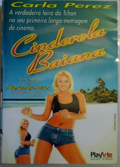Dvd Cinderela Baiana (carla Perez)
