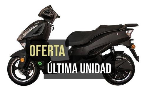 Moto Electrica Scooter Elpra Ambar Super Oferta 18c De 10688