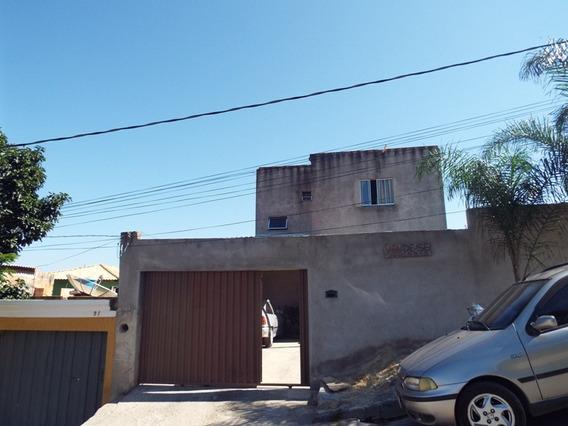 Casa Com 4 Quartos Para Comprar No Gávea Ii Em Vespasiano/mg - 579
