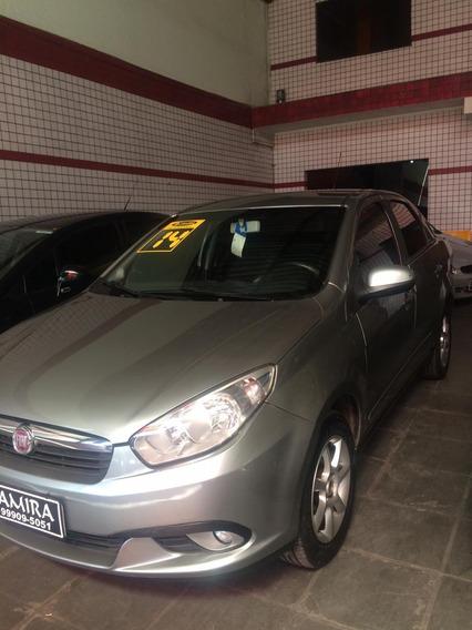 Fiat Grand Siena Attractiv 1.4flex Completo Abaixo Da Tabela