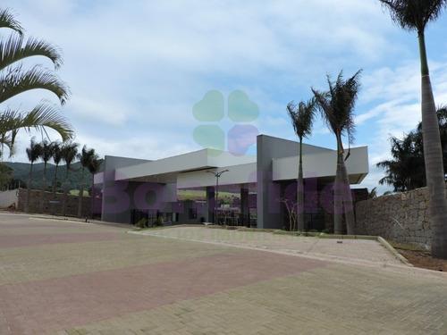 Terreno A Venda, Condomínio Brisas Jundiaí, Jardim Novo Mundo, Jundiaí. - Te08937 - 69374963