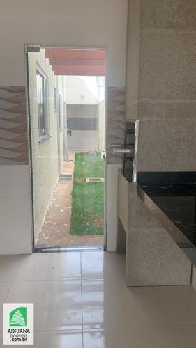Venda Casa 3 Quartos Sendo 1 Suite Arquitetura Diferenciada - 6017