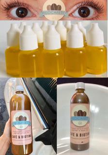 2 Shampoos 1l / 500ml + 2 Tratamientos Pestañas Y Cejas
