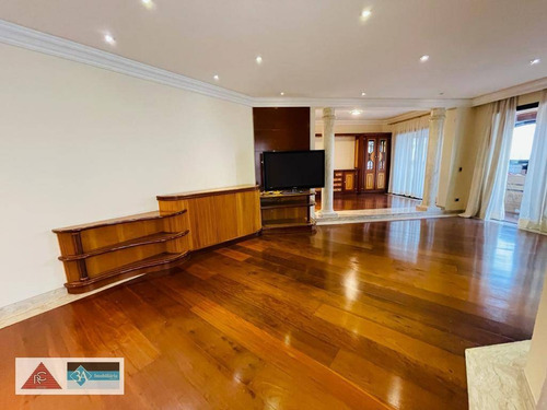 Imagem 1 de 30 de Apartamento Com 4 Suítes À Venda, 226 M² Por R$ 1.350.000 - Jardim Anália Franco - São Paulo/sp - Ap6809