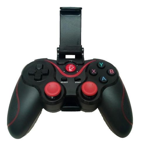 Imagen 1 de 2 de Control joystick inalámbrico Ele-Gate GM.BT.01 negro