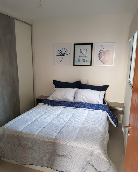 Apartamento Com 1 Dormitório Próximo Do Metrô!! - Ap0573-a - 34651927