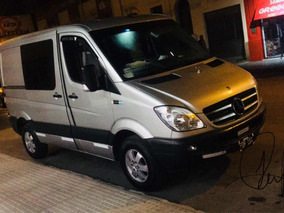 Mercedes-benz Sprinter 2.1 415 3665 Tn Mixto 4+1 Silver 2015