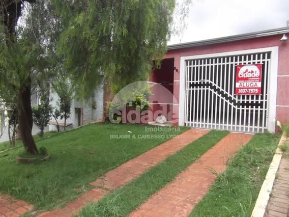 Casa Residencial Para Alugar - 03841.001