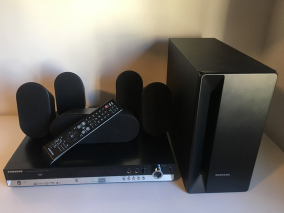 Samsung Ht-x20 Home Theater System - Cinema 5.1 Canais 600w
