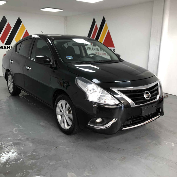 Nissan Versa 2018 4p Advance L4/1.6 Man