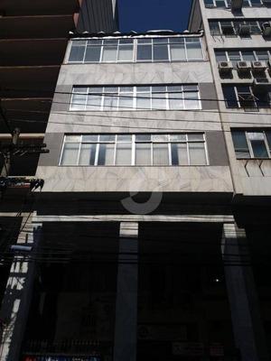 Prédio Comercial À Venda, Centro, Niterói. - Pr0003