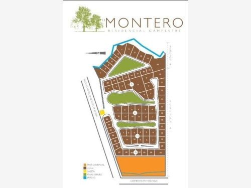 Terreno En Venta El Montero Campestre Residencial