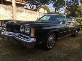 Oldsmobile Toronado 1974 V8 455 - Nao Galaxie Landau Dodge I