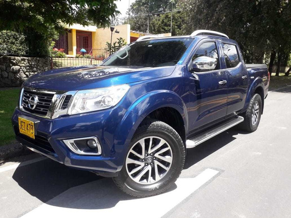 Nissan Frontier Np 300 Le 2500 Cc T At 4x4