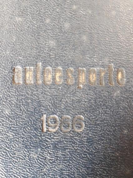 Revista Auto Esporte 1966 - 12 Edições